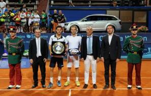 Gli Internazionali di Tennis