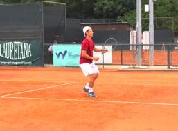 San Marino Junior Open: De Luigi si arrende a Ferri (n.1).