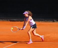 San Marino Junior Open: Giulia Dal Pozzo punta ai quarti.