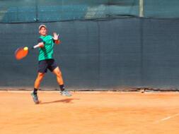 San Marino Junior Open: completati gli ottavi nel singolare. In campo il doppio