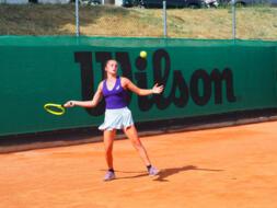 San Marino Junior Open: definite le semifinali del singolare. Giulia Dal Pozzo in finale nel doppio