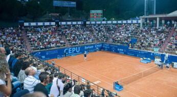 Internazionali di tennis, una