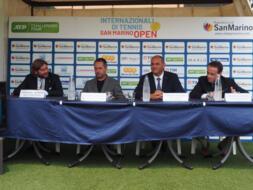 Presentati gli Internazionali di Tennis San Marino Open