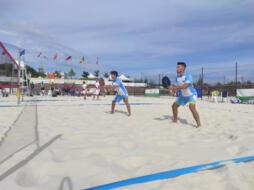 Europei di beach tennis: Colonna - Grandi ai quarti, Bombini - Galli fuori agli ottavi