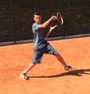 U/14 Tournament of Cervia: Simoncini lost in the final.