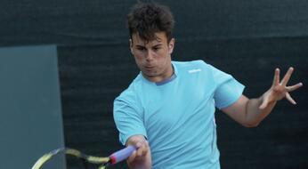 ITF Junior di Kelibia: De Rossi show, elimina il n.1!