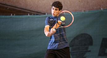 TE under 16 di Mestre: Pietro Grassi conquista i quarti.