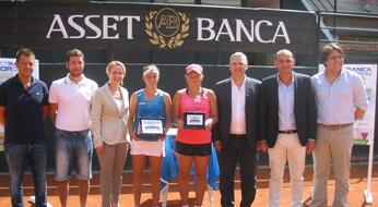 ASSET BANCA Junior Open: Anna Turati claims the title.
