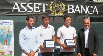 ASSET BANCA Junior Open 2014: si chiude un'edizione fantastica.