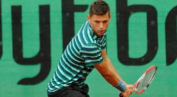San Marino GO&FUN Open: Krajinovic ci ha preso gusto.