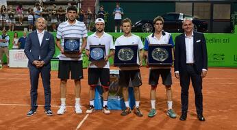 San Marino GO&FUN Open: nel doppio titolo a Albot e Lopez-Perez.
