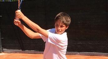 Torneo Giovanile di Cervia: Pellegrini raggiunge il terzo turno.
