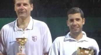 Torneo 4a cat. Cattolica: Elia Santi vince il titolo.
