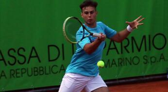 ITF Junior Tunis: De Rossi immediately makes its voice.