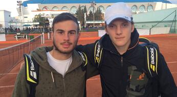 ITF Junior Tunis (double): Marco De Rossi claims the title!