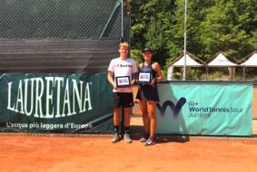 San Marino Junior Open: trionfano Ferri e la Milic.