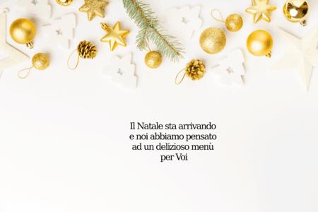 SPECIALE Natale AL RISTORANTE LA PIRAMIDE