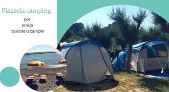 Special offer for camping pitches