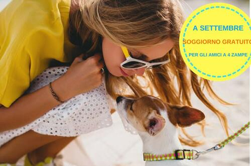 SETTEMBRE AL MARE IN VILLAGGIO PET-FRIENDLY