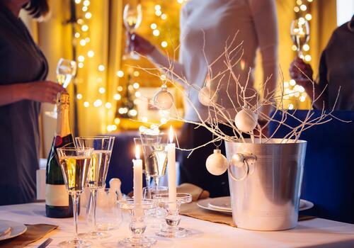 Silvester 2020 in Rimini im 4 Sterne Hotel mit Galadinner und Silvesterfeier