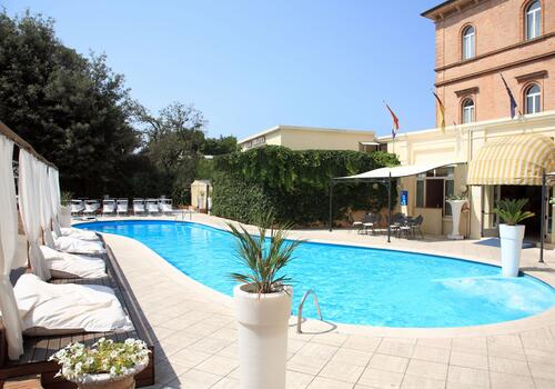 September holidays in Rimini in our 4-star hotel