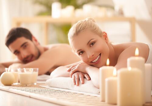 Séjour de couple à l'hôtel 4 étoiles et entrée spa de Rimini