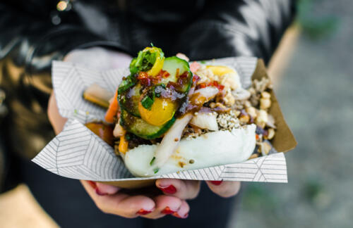 WEEKEND WITH AL MÉNI IN RIMINI: THE CIRCUS OF FLAVOURS MARKET