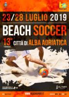 TORNEO DI BEACH SOCCER - CITTA' DI ALBA ADRIATICA