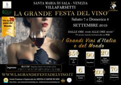 Grande festa del vino