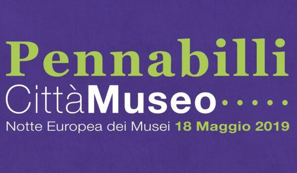 Pennabilli città Museo - Notte EU dei musei 2019