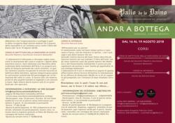 Andar a Bottega, II Edizione