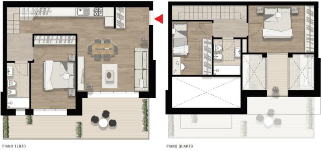 Appartamento B12