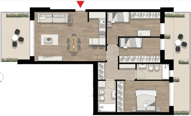 Appartamento C8