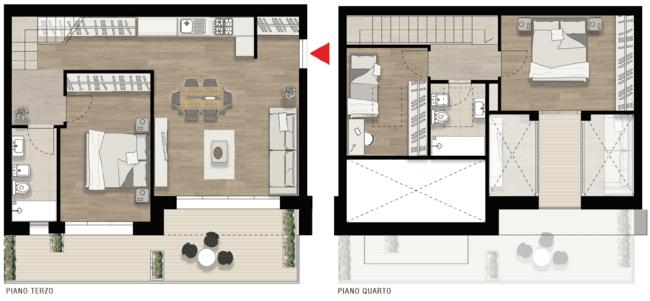 Appartamento E13