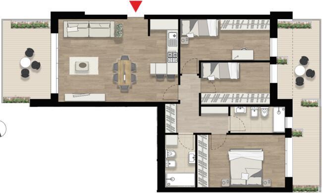 Appartamento C5