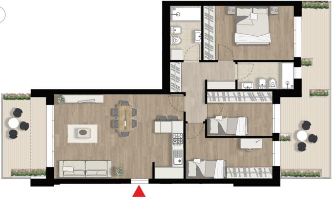 Appartamento E9