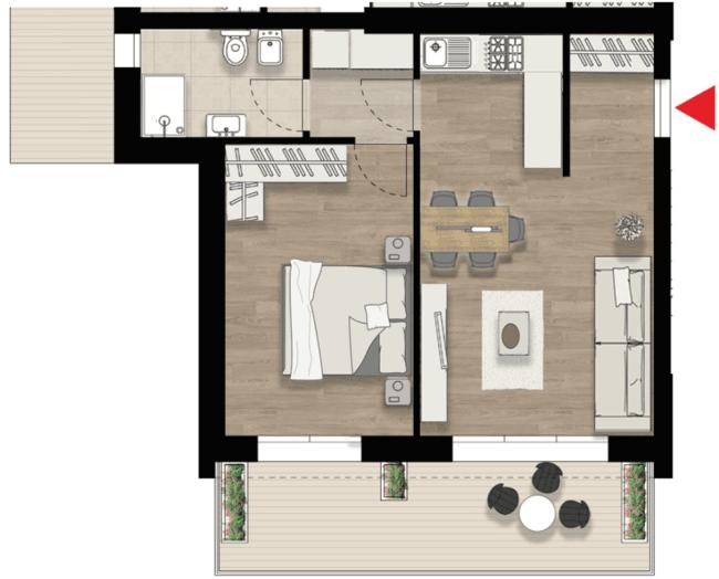Appartamento F10