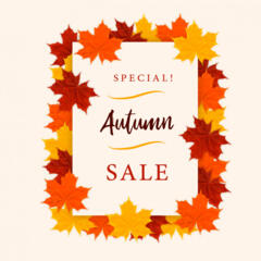 FALL SPECIAL OFFERS