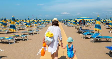 Offerta giugno a Rimini All Inclusive in hotel 3 stelle al mare