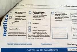 SOSPENSIONE DELLE CARTELLE DI PAGAMENTO