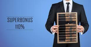 110%: COME SI CALCOLA IL BONUS FISCALE NEI DIVERSI CASI AFFRONTATI DALL'AGENZIA DELLE ENTRATE