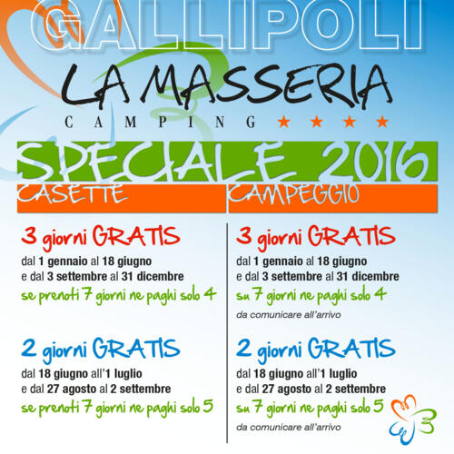 SPECIALE 2016
