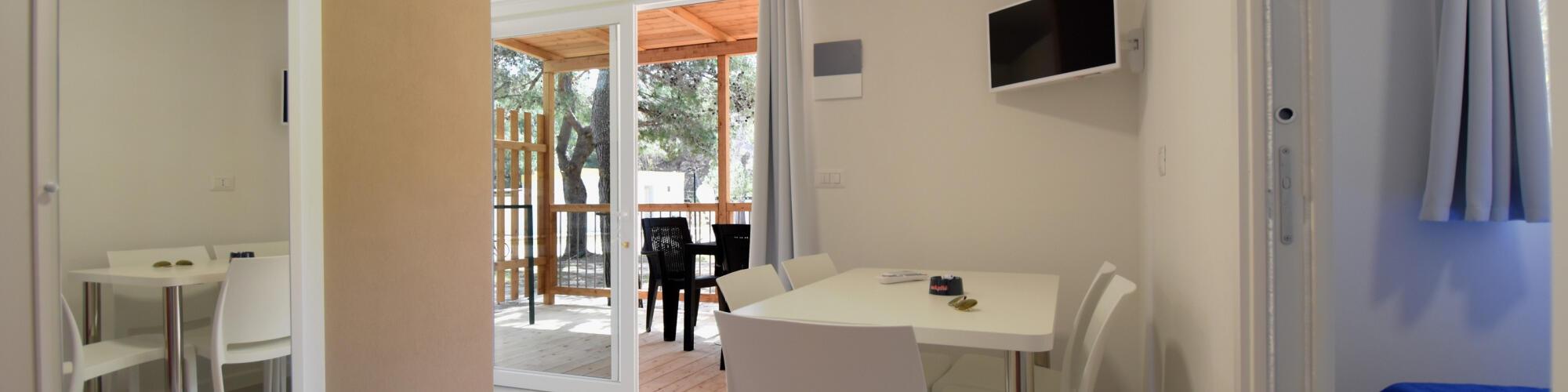 Speciale BLUE mobile home: estate 2020 al mare... nel Salento