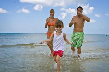 June offers All Inclusive in Rimini hotel for children with swimming pool