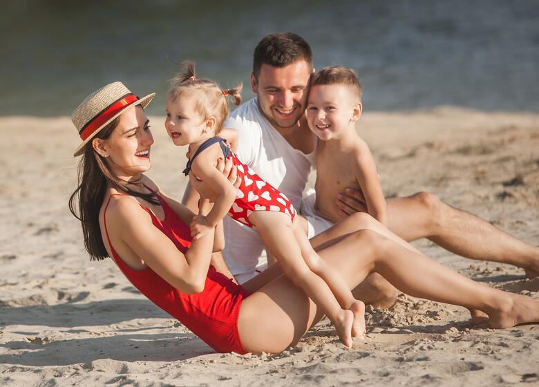 Offer of June All Inclusive Rimini 4-star Hotel beachfront