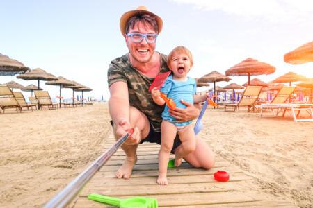 Angebot für die letzte Juliwoche und Anfang August: All-Inclusive in Rimini