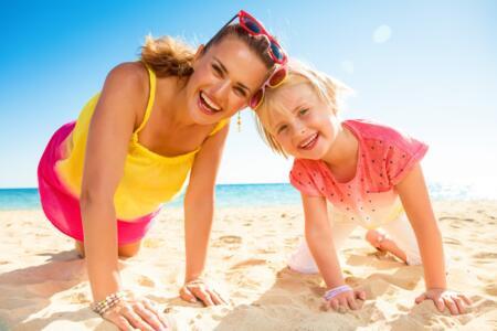 Super offerta fine Agosto all Inclusive a Rimini in hotel 3 stelle con sconti bimbi