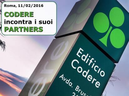 Incontro Gestori Codere Network 11/2/2016