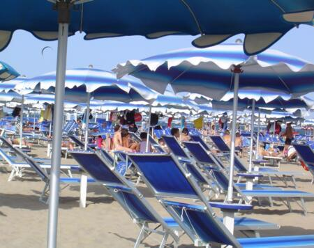 Ultimo week end di luglio in hotel a Rimini