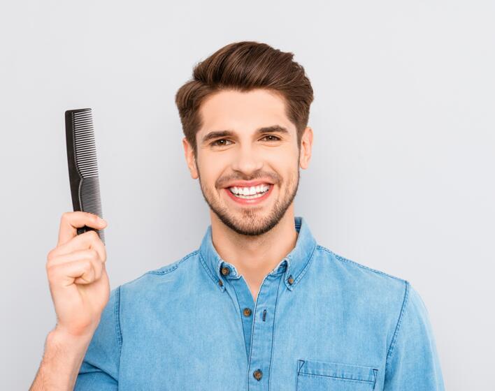 Perdita capelli uomo  7 rimedi naturali 50115f947438